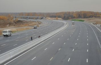 Участок трассы М 11 вскоре будет доступным для проезда